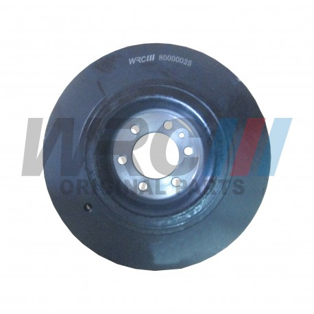 Crankshaft pulley WRC 80000025