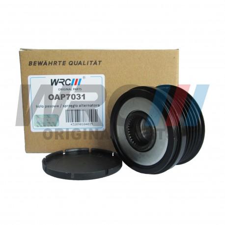 Alternator pulley WRC 5807031