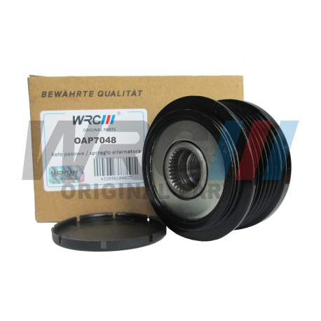Alternator pulley WRC OAP7048