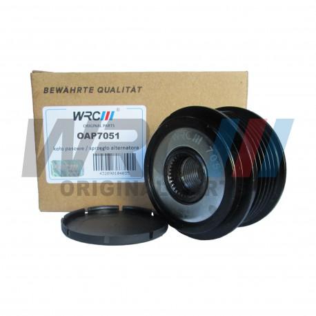 Alternator pulley WRC 5807051