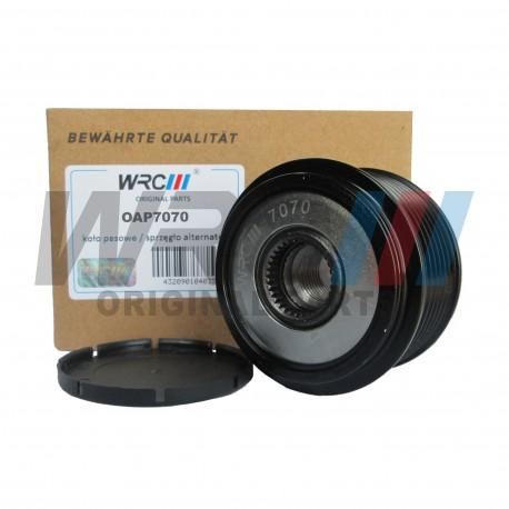 Alternator pulley WRC 5807070