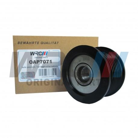 Alternator pulley WRC 5807071