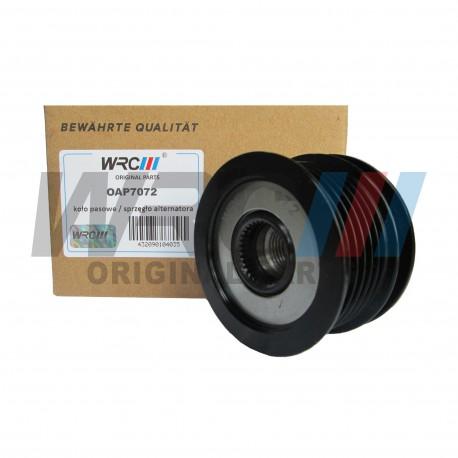 Alternator pulley WRC 5807072