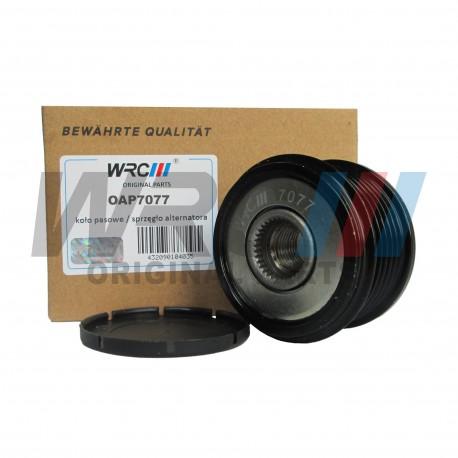 Alternator pulley WRC OAP7077
