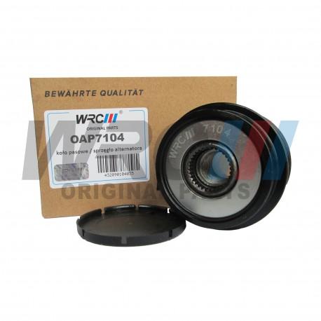 Alternator pulley WRC OAP7104