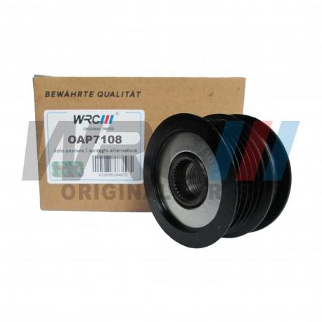 Alternator pulley WRC 5807108