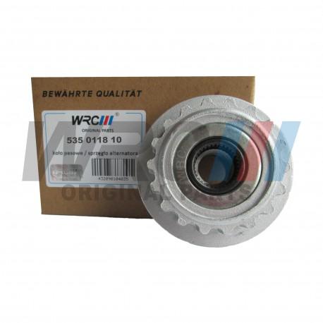 Alternator pulley WRC 535011810