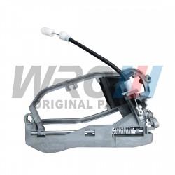 Mechanizm wewnętrzny klamki tył lewy WRC 51218243635
