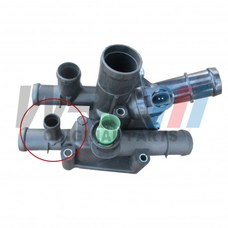 Thermostat housing assembly WRC 50031