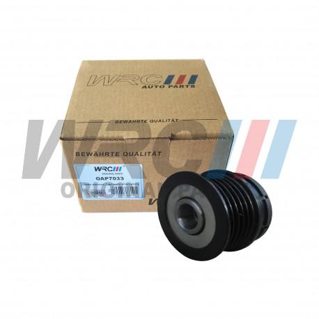 Alternator pulley WRC OAP7033
