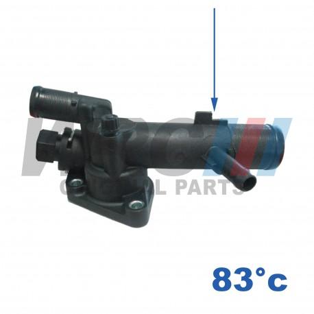 Thermostat housing assembly WRC 50034
