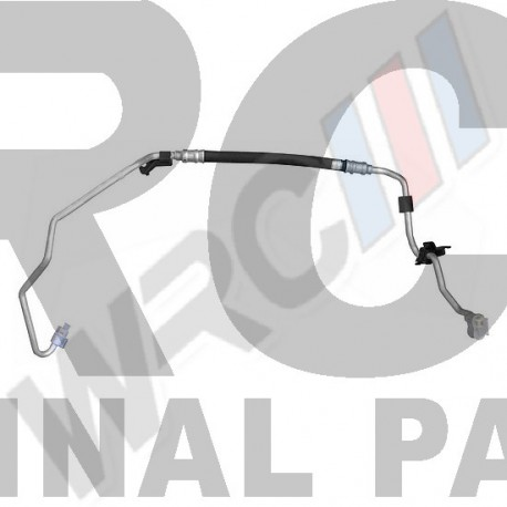Air conditioning pipes BMW  64536989307