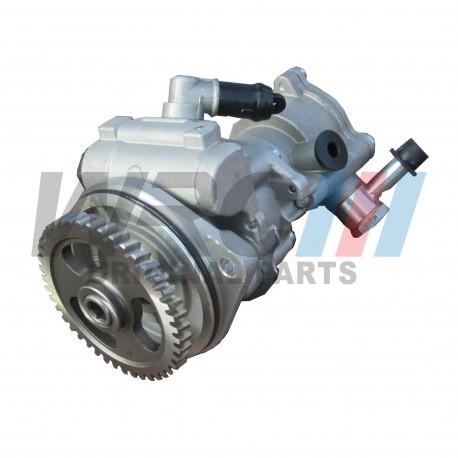 Power steering pump with vacuum pump WRC 4912540
